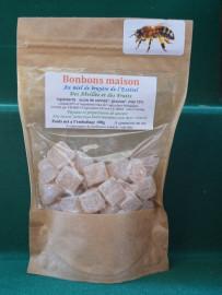 Bonbons au miel de Bruyère blanche