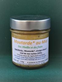 Moutarde au miel