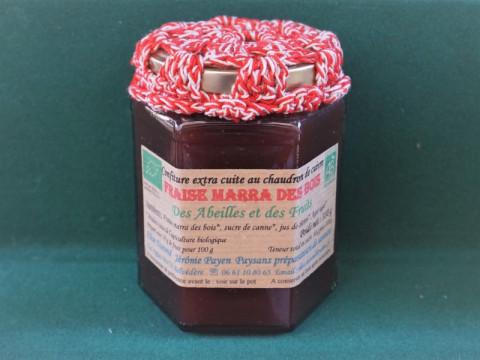 Confiture de fraise Marra des Bois