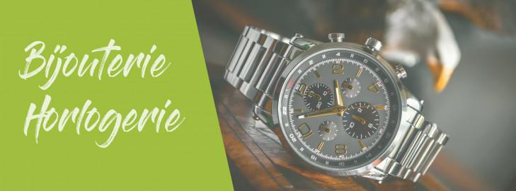 Bijouterie et horlogerie