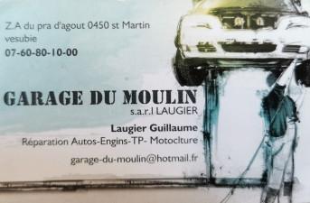 GARAGE DU MOULIN
