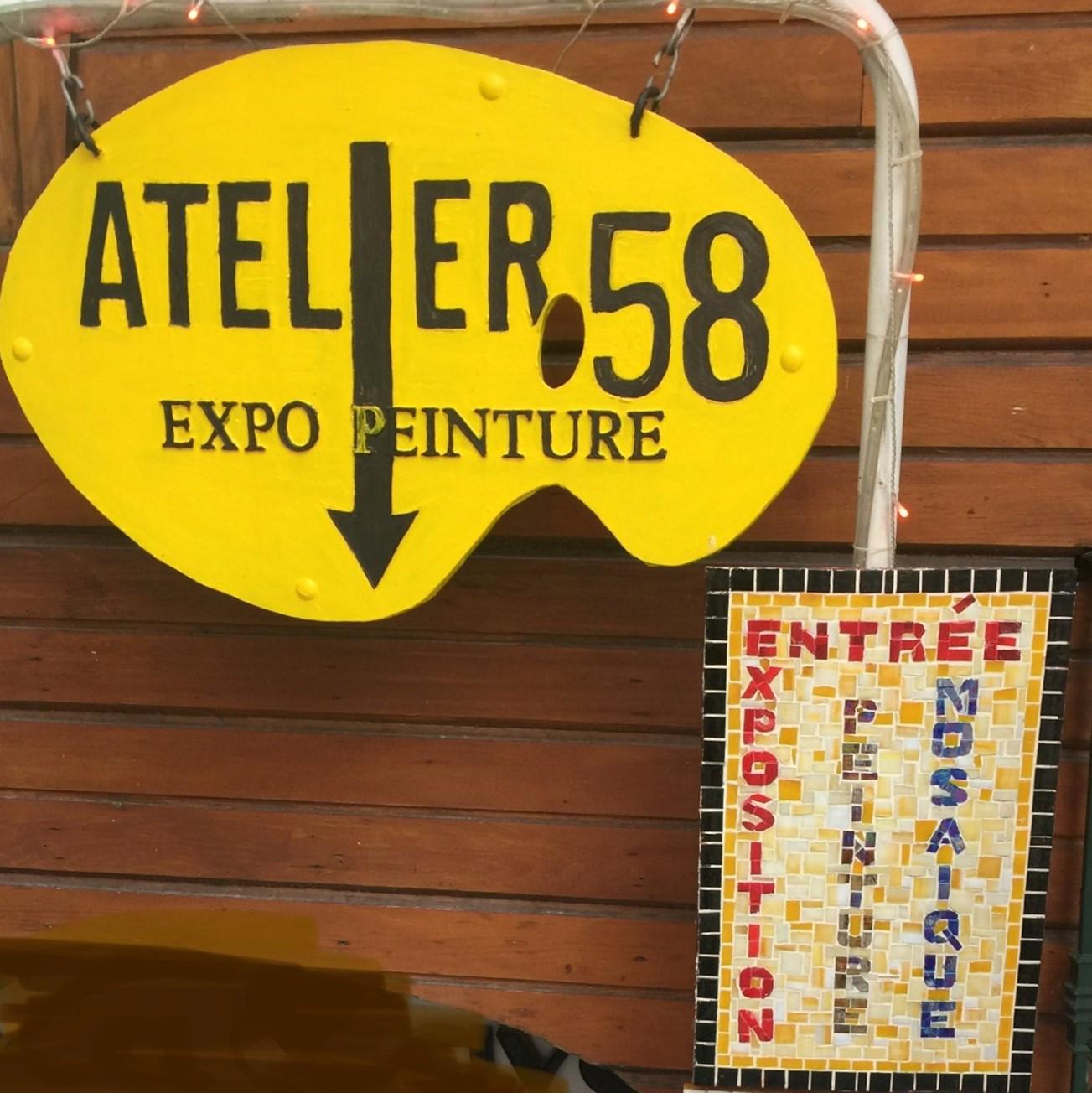 JACQUES HUTTLER - ATELIER 58